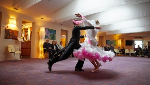 Jarda díky Cestě talentu mohl navštěvovat taneční lekce