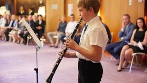 Talentovaný Vašík dostal od Cesty talentu vysněný klarinet