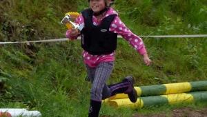 štěstí a radost z úspěchu, který přišel po džině a píli... :-) co více si u dětí můžeme přát?