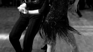 ... a opět jedna taneční