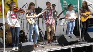 Se skupinou Grasshoppers II hráli v Kryštofově údolí na Memoriálu pana Chaloupky